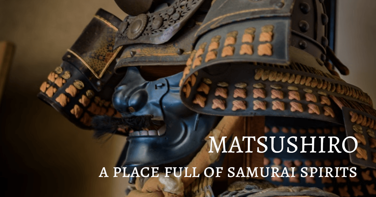 Take a Trip Back in Time to the Age of Samurai in Matsushiro