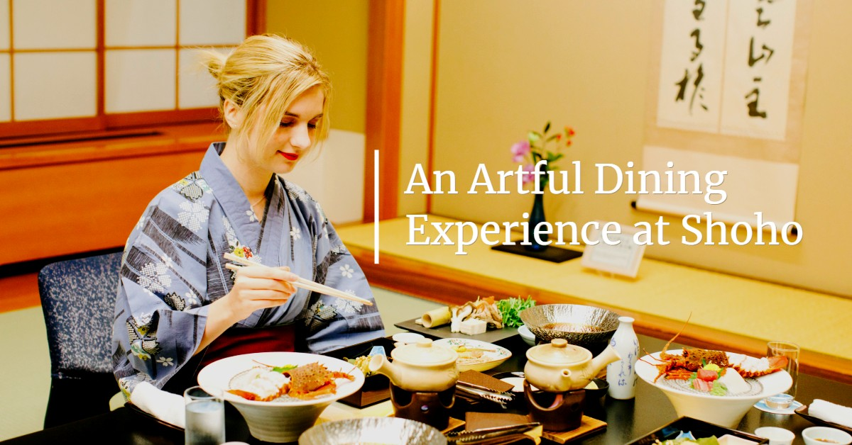 Kaiseki – The ultimate Japanese dining experience