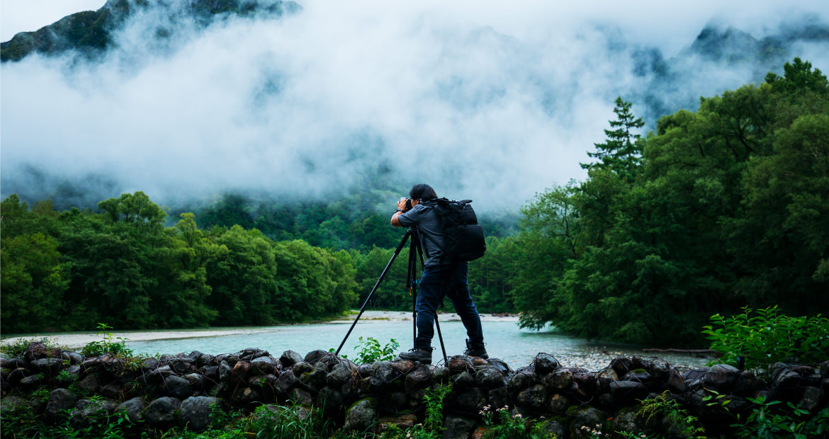 Photographer Hisanori Sasahara's ten-year love affair with the unique beauty of Kamikochi's landscape