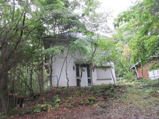 旧別荘 2113