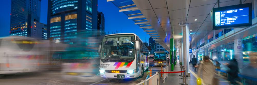 【長距離高速バス】新型コロナウィルス対策について